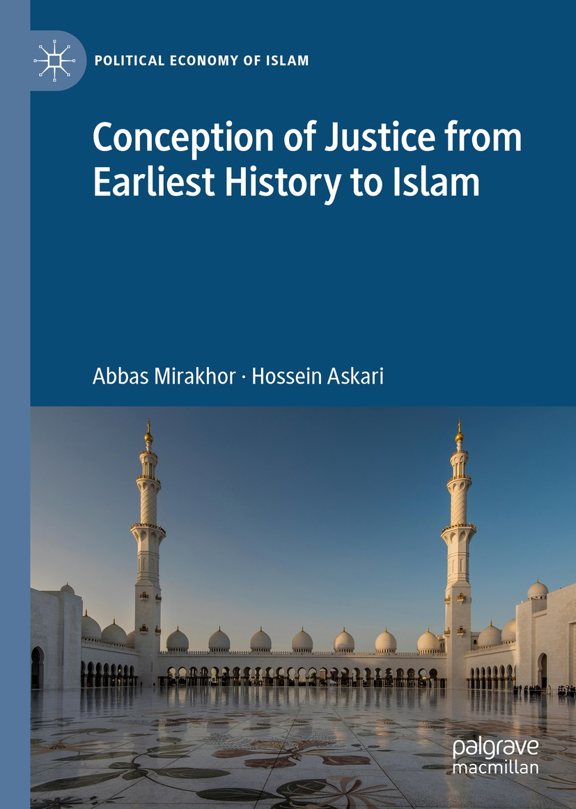 book cover: Conceptions-of-Justice-from-Earliest-History-to-Islam