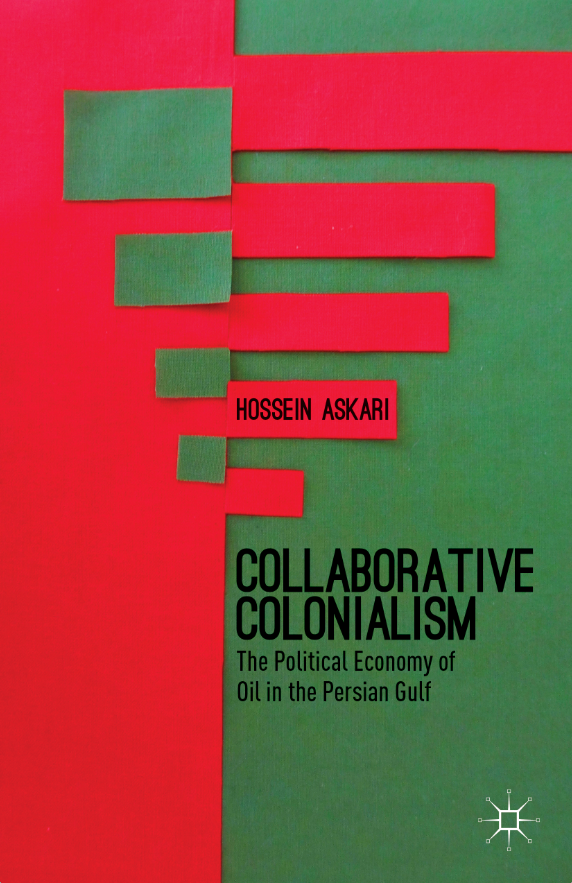 book cover: Collaborative Colonialism