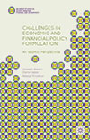 book cover: Challenges in Economic and Financial Policy Formulation